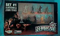 Rare Promo Zombicideセット# 1Survivors & ZOMB 'ivors