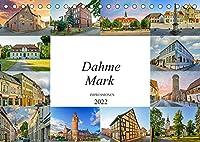 Dahme Mark Impressionen (Tischkalender 2022 DIN A5 quer): Zwoelf einmalige Bilder der Stadt Dahme Mark (Monatskalender, 14 Seiten )