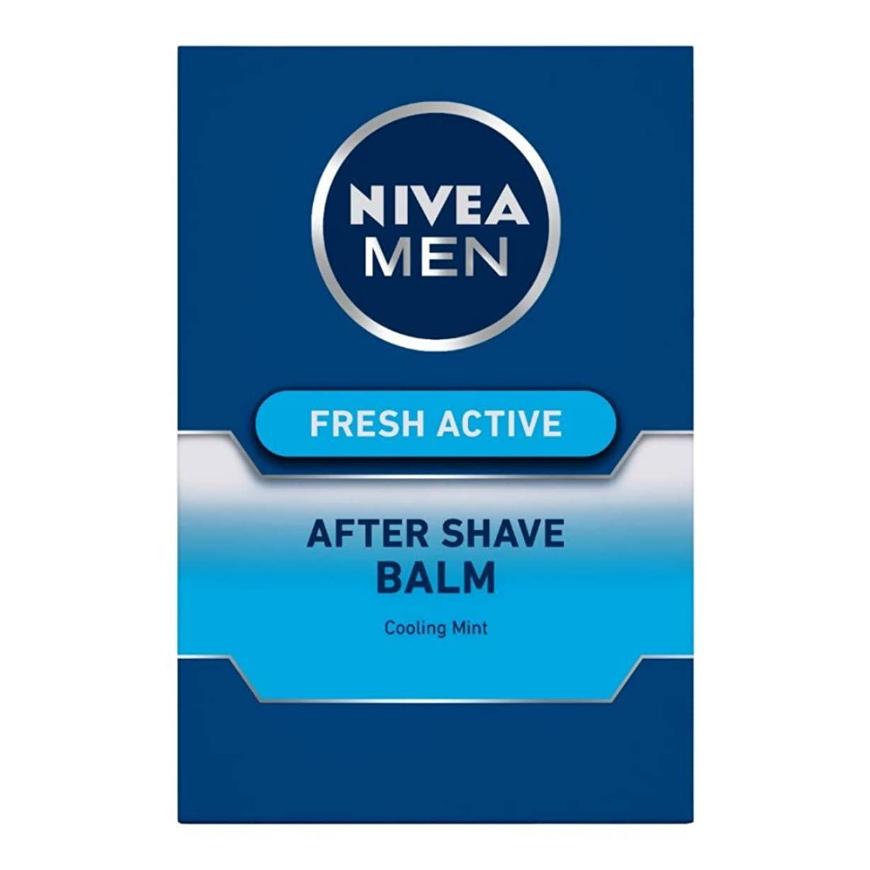 秘書建物見かけ上NIVEA MEN After Shave Balm, Fresh Active, 100ml