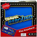 Mattel Games Travel Rebound, Portable Kids Game for 5 Year Olds and Up, Multi