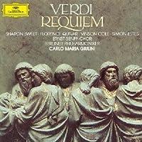 Verdi: Requiem by Verdi (2013-11-19)
