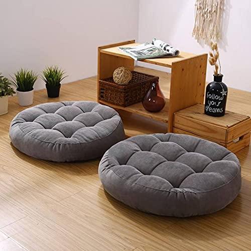 Tapetes de colchón de Tatami de Japón puf futón cojín de asiento de silla de gato cojín trasero