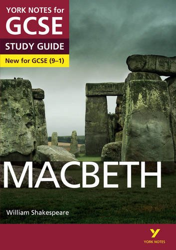 Price comparison product image Macbeth: York Notes for GCSE (9-1)