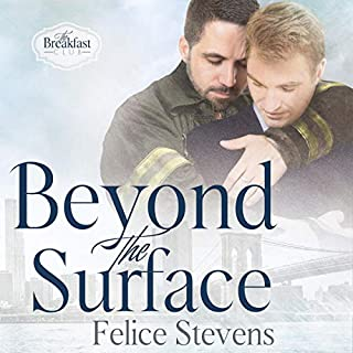 Beyond the Surface: A Second Chance at Love Contemporary Gay Romance cover art