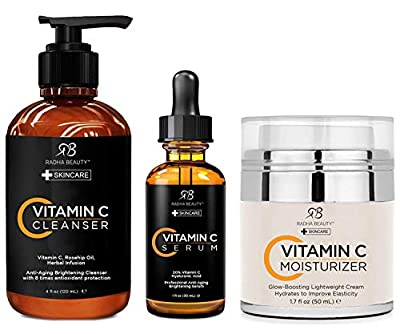 Vitamin C Complete Facial Care Kit