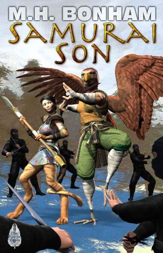 Samurai Son (Stormhammer Chronicles Book 1) (English Edition)