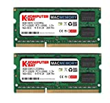 Komputerbay MacMemory - Kit de Memoria RAM (2 x 8 GB, DDR3, 1333 MHz, SODIMM, 204 Pines)