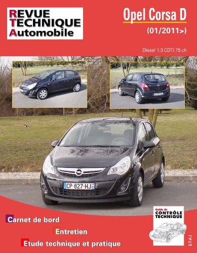 Opel Corsa D - 01-2011