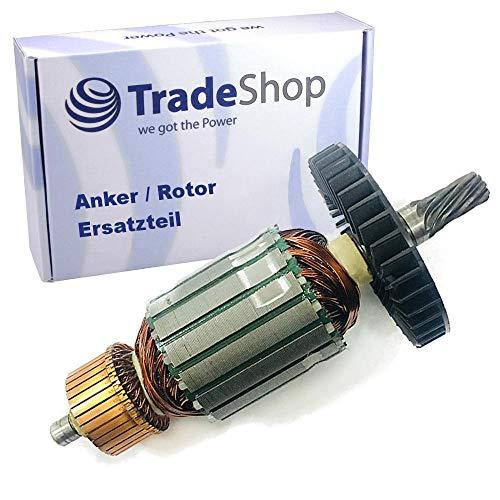 Anker/Rotor/Motor Ersatzteil/Läufer/Kollektor/Polpaket mit Lüfter für Makita LS1040 LS 1040 LS1040F LS 1040F LH1040F LH 1040
