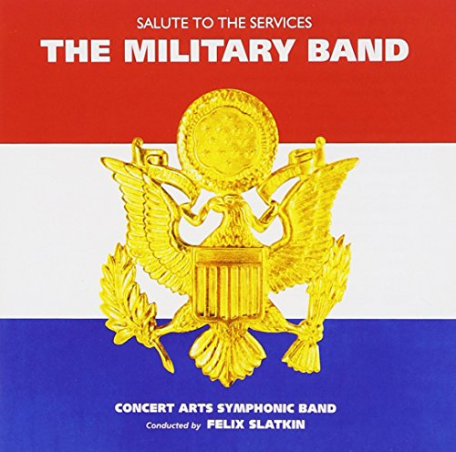 Price comparison product image The Military Band: Salute to the Services