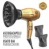 Zoom IMG-1 parlux alyon gold con diffusore