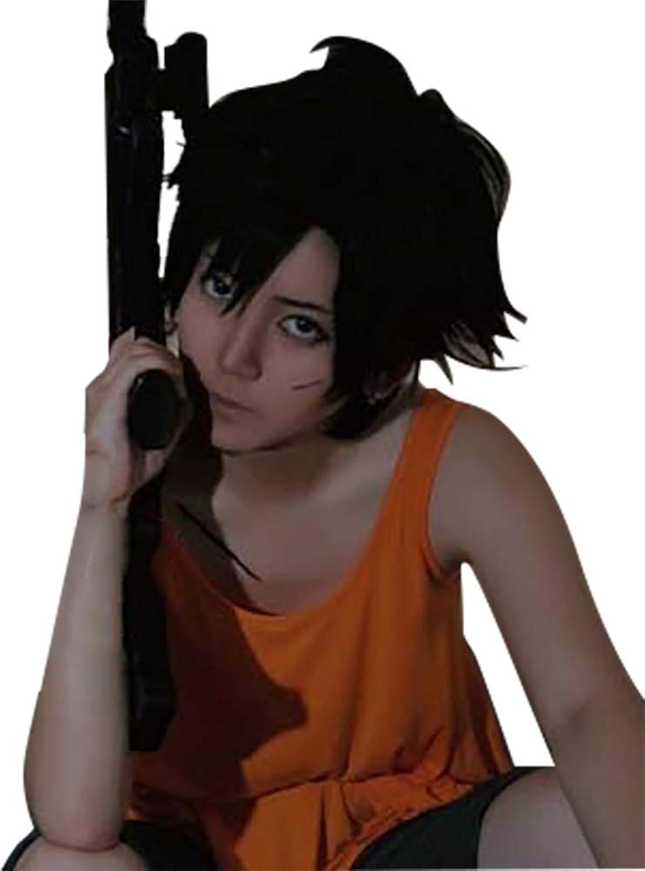 Ecst Cosplay Wig for Fate Zero Emiya Kiritsugu