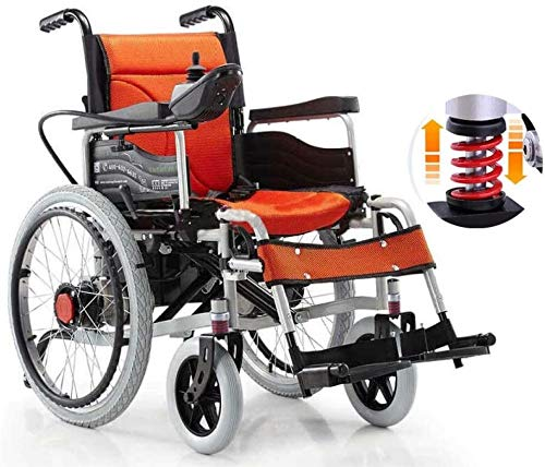 Fantastic Prices! Electric Wheelchairs Powered Mobility Scooters Ergonomic Folding Electric Wheelcha...