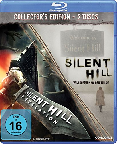 Silent Hill / Silent Hill: Revelation [Blu-ray] [Collector