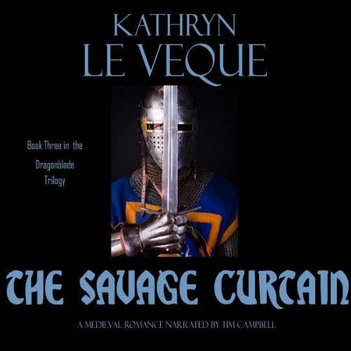 The Savage Curtain audiobook cover art