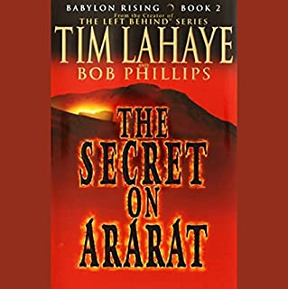 The Secret on Ararat audiobook cover art