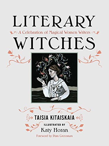 Image of Literary Witches: A Celebration of Magical Women Writers