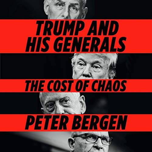 Trump and His Generals cover art
