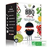 Cultivea Mini - Kit BBQ Party listo para cultivar - Semillas 100%...