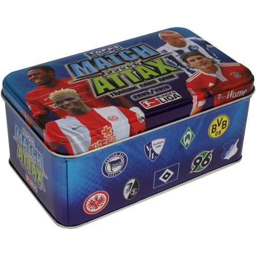 Topps TO104 - Match Attax Collector Tins 2009/2010
