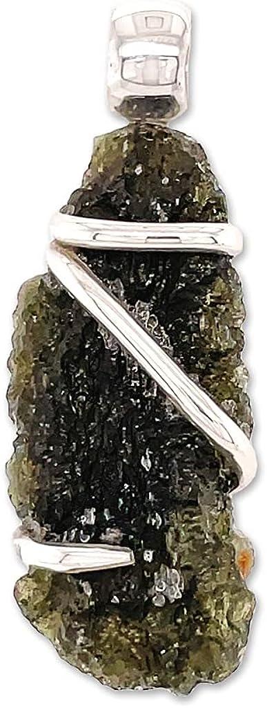 Moldavite Direct store Stone Pendant Necklace Desire Stones by gift