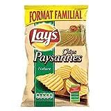 300g chip contadina di Lay - ( Prezzo unitario ) - Lay's chips paysannes 300g