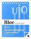 Bloc d'activitats. Llengua catalana i literatura 2 ESO - 9788430790838