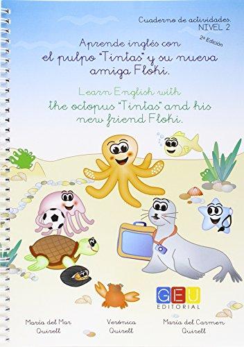 Aprendo Inglés con el Pulpo Tintas y su Nueva Amiga Floki -...