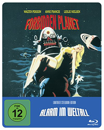 Alarm im Weltall – Steelbook (exklusiv bei Amazon.de) [Blu-ray] [Limited Edition]