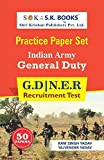 Indian Army NER Soldier GD General Duty Practice Paper Set English Medium 2019