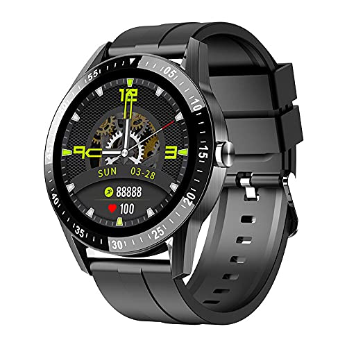 Smart Watch - Multi-Function - Bluetooth Call Watch - Información de monitoreo de Salud Deportiva al Aire Libre Recuerda una Pulsera Inteligente-1