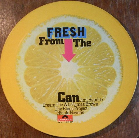 Fresh From The Can [Vinyl Schallplatte] [3 LP Box-Set]