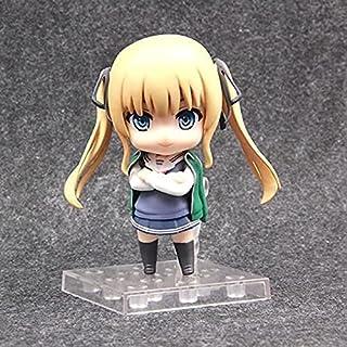 KYQYLL 10CM How To Develop A Passerby Heroine Eriri · Spencer · Sawamura Q Version Nendoroid Doll Boxed Hand Do Anime Figu...