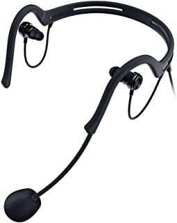 Razer Ifrit In-Ear Streaming Gaming Headset with Microphone - USB Audio Enhancer