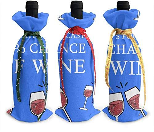 Bolsa portadora de vino de la oportunidad del 99% de esta noche...