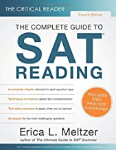 The Critical Reader, Fourth Edition: The Complete Guide to SAT Reading PDF