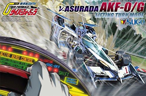 1/24 Cyber Formula No.19 Asurada AKF-0 / G Lifting turn mode (japan import)