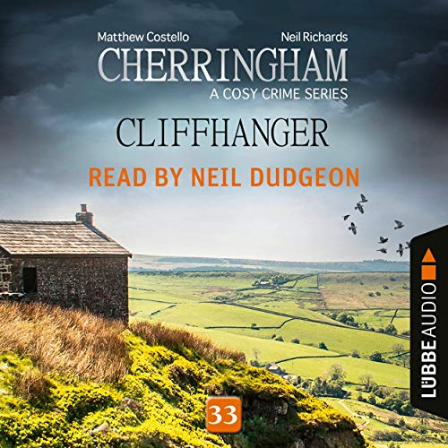 Cliffhanger audiobook cover art