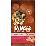 IAMS PROACTIVE HEALTH HIGH PROTEIN Adult Dry Cat Food 6.0 pounds