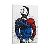 XIAOCAIi Simone Biles USA Gymnast Art Poster Leinwand Kunst