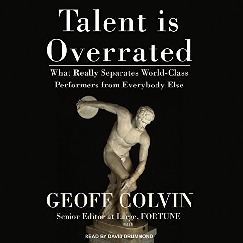 Talent Is Overrated cover art