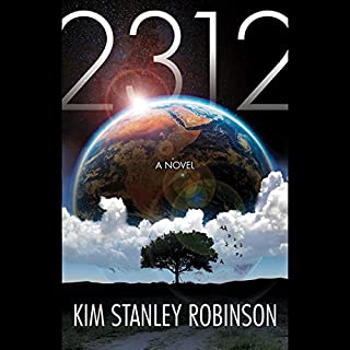 2312 audiobook cover art