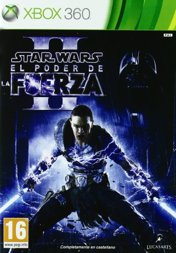 LucasArts Star Wars: The Force Unleashed 2, Xbox 360 Xbox 360 Inglese videogioco
