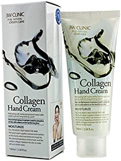 3Wクリニック Hand Cream - Collagen 100ml/3.38oz並行輸入品