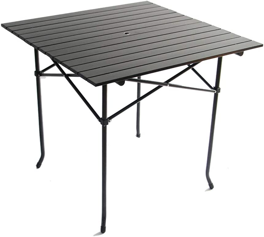 HAIZHEN shipfree Table Folding Camping Outdoor Self-Driving OFFer