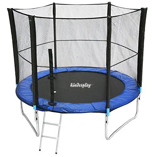Best for Sports Trampoline Replacement Safety Net Equipment Spring Cover for Trampoline 244 cm – 6STANGEN 305 cm – 6STANGEN 305 cm – 8STANGEN 360 12 Feet Blue Pvc UV Resistant Edge Protection
