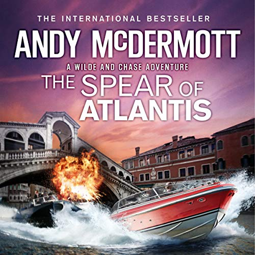 Couverture de The Spear of Atlantis