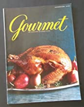 Gourmet Magazine November, 2008 - Thanksgiving, 4 Hour Feast, Wine Advice