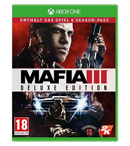 Mafia III - Deluxe Edition [AT Pegi] - [Xbox One]
