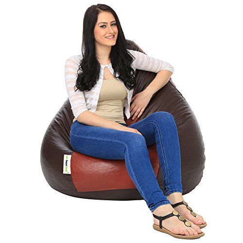 can bean bags Classic XXL Bean Bag Cover Cover Without Beans...